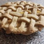 Homemade Apple Pie, Sweet and Simple