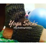 Yoga Socks: Project of the Week