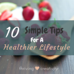 Simple Health Tips For A Busy Lifestyle