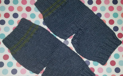 Simple Yoga Socks Knitting Pattern
