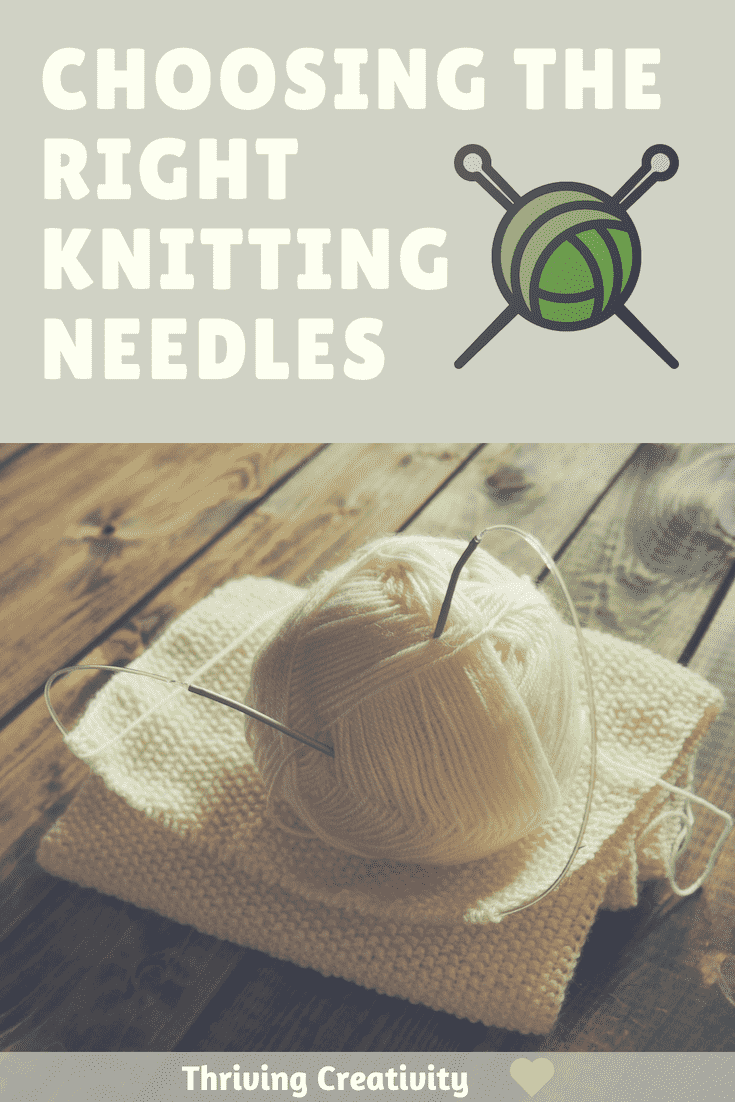 Choosing Right Knitting Needles